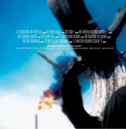 """CD - The aiM - """"Emergency"""" (2010) - Musique/Textes : Guillaume Corpard"""
